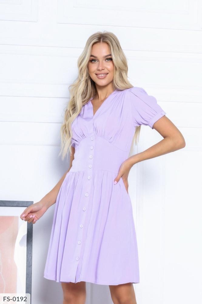 Платье FS-0192 сирень