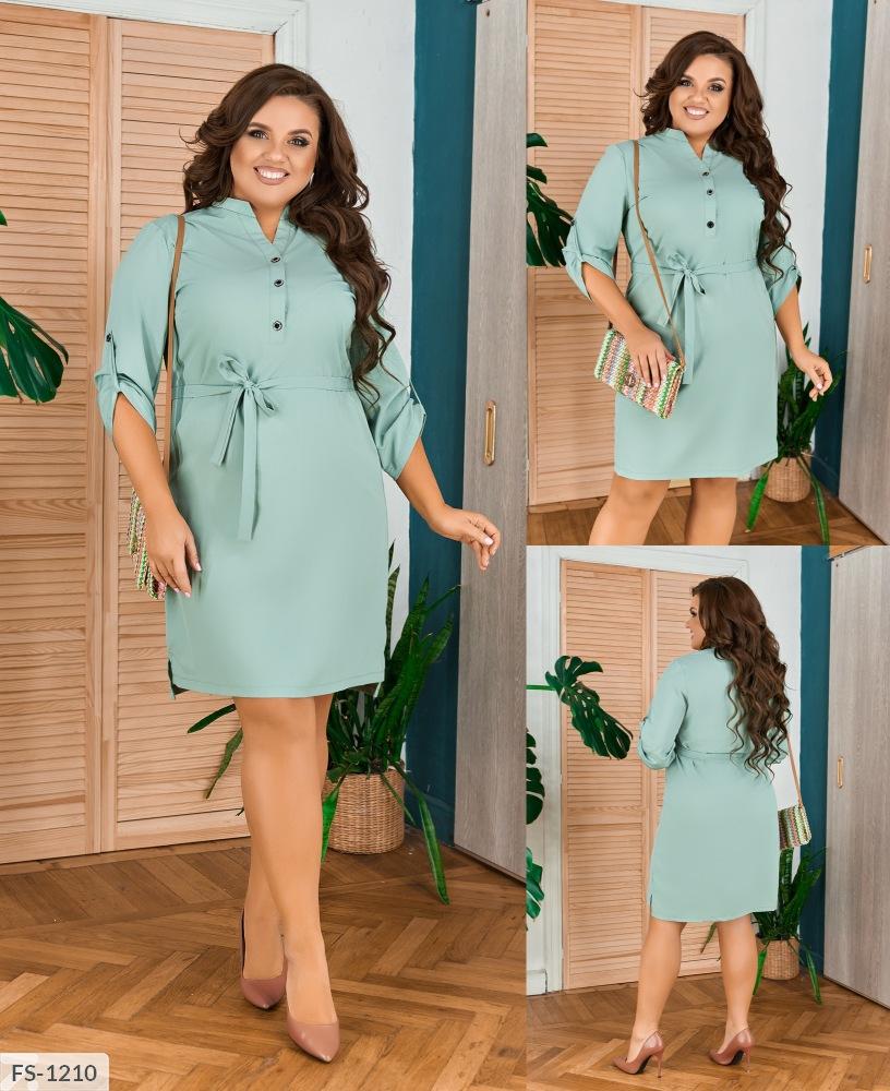 Платье FS-1210 минт