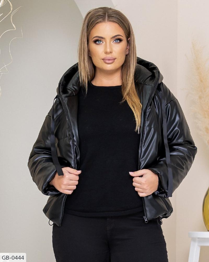 Куртка GB-0444 черный